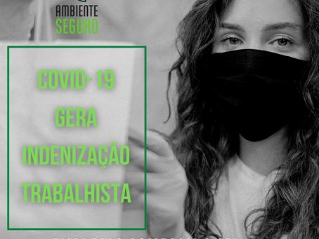 COVID-19 gera condenação Trabalhista em Minas Gerais em mais de 200 mil reais