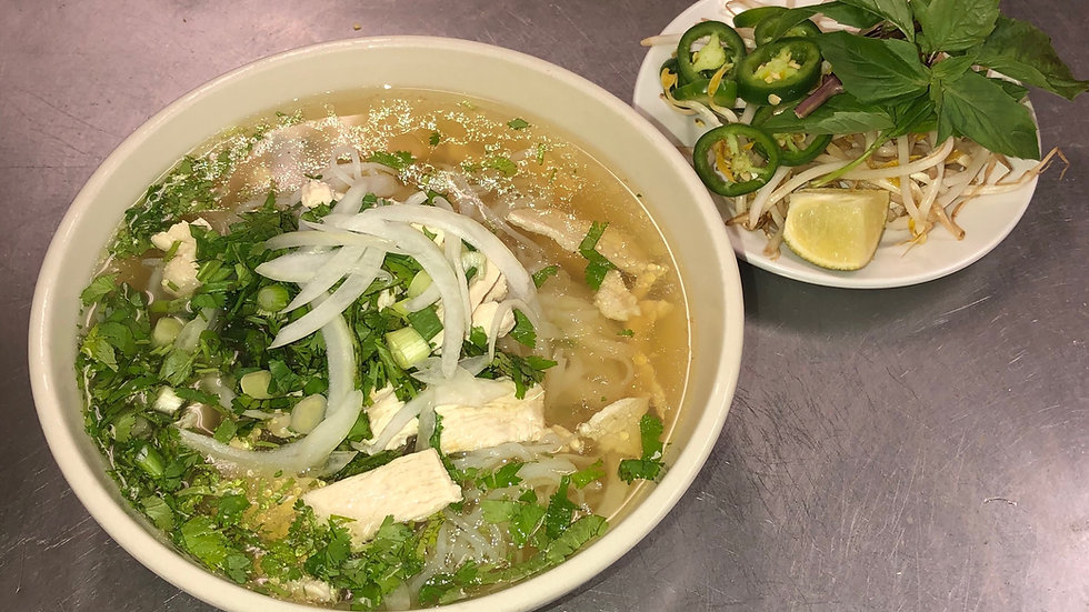 99. Pho with Chicken