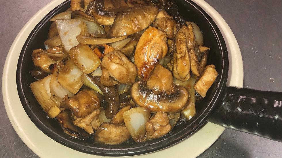 CP1. Chicken Clay Pot