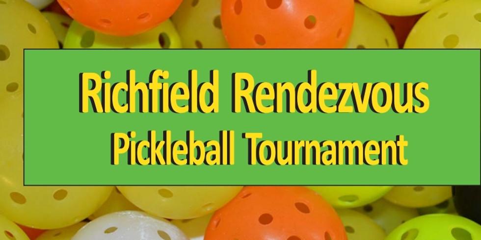 Richfield Rendezvous Pickleball Tournament