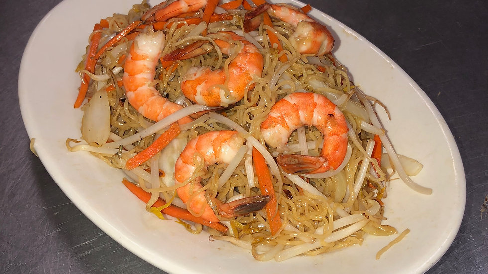 27. Shrimp Lo Mein