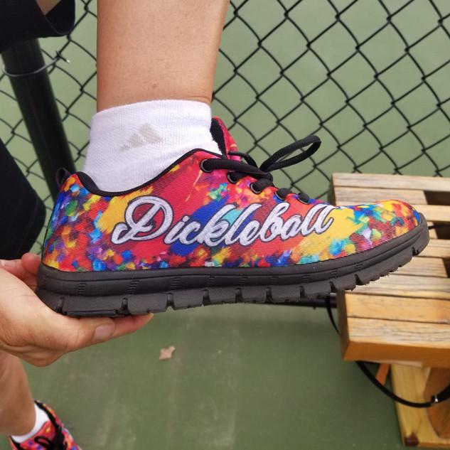 High Fashion Pickleball Shoes