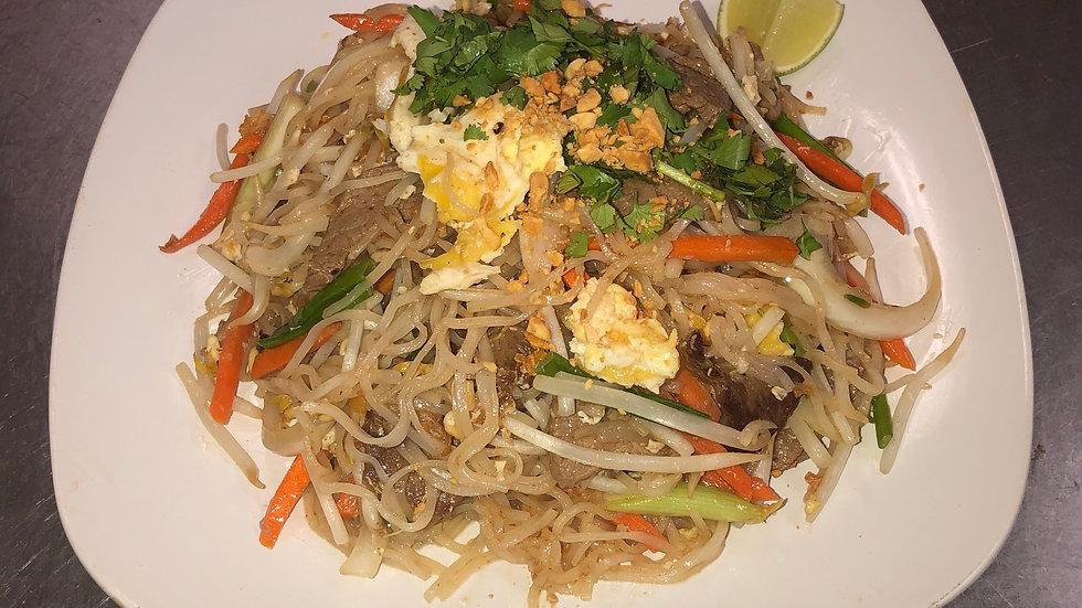 PT2. Beef Pad Thai