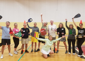Rachael's Pickleball 4 Life -  work off some of those Valentine's sweets early!