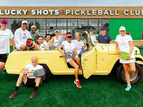 Latest and Greatest on Lucky Shots Pickleball Club