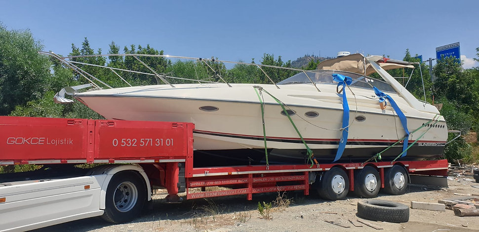 tekne taşıma