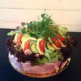 Vinnartårtan är färdig 🎉🎈