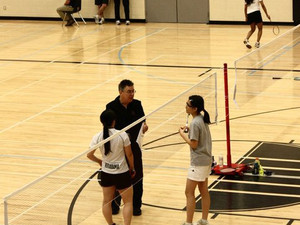 Badminton Progress