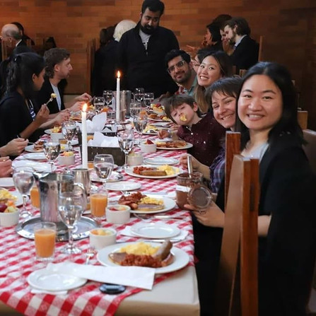 Alice Dinner at Massey College 2019