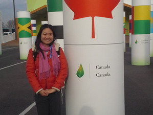 On the Paris Climate Summit, the Role of Youth, and Next Steps for Canada