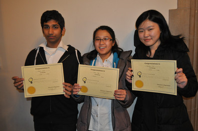 Winners of the InnovaMasters Design Competition! 2014