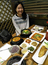 Overloading with Korean Food 2017