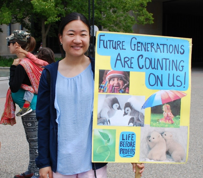 Rise for Climate 2018