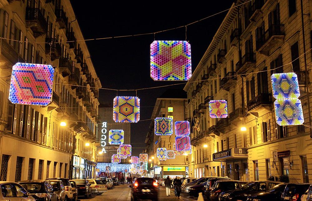 Enrica Borghi, Mosaico, Torino. Photo Giorgio Caione