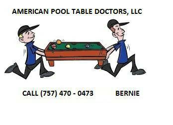 Disassemble Pool Table