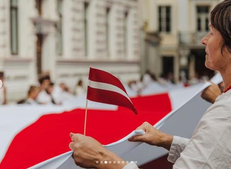 Solidarität für die mutigen Menschen aus Belarus
