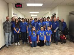 robotics 2018 team