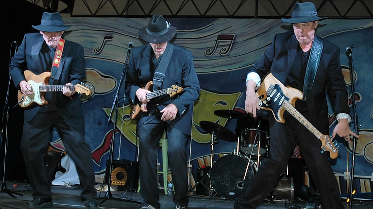 Fargo Bros. Live!