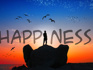 Exercise your way to happiness