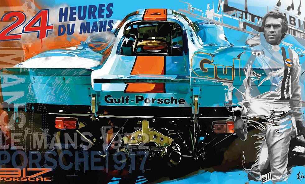 Le Mans Gulf 2