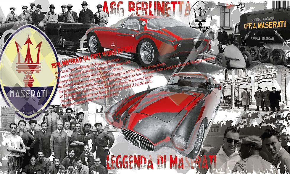 Leggenda di Maserati