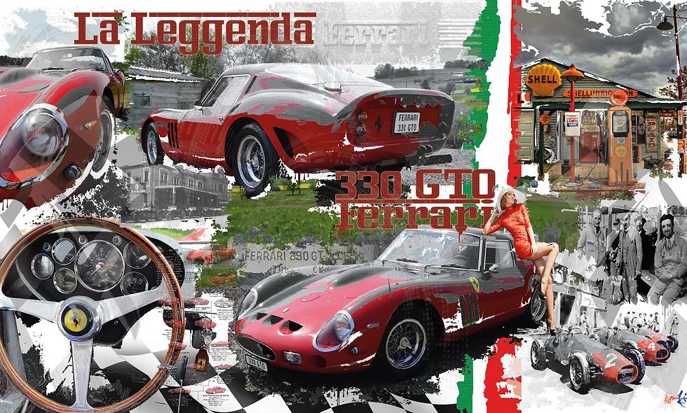 Ferrari 350 GTO