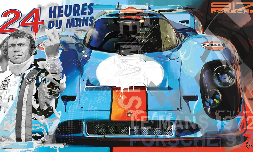 Le Mans Gulf 1