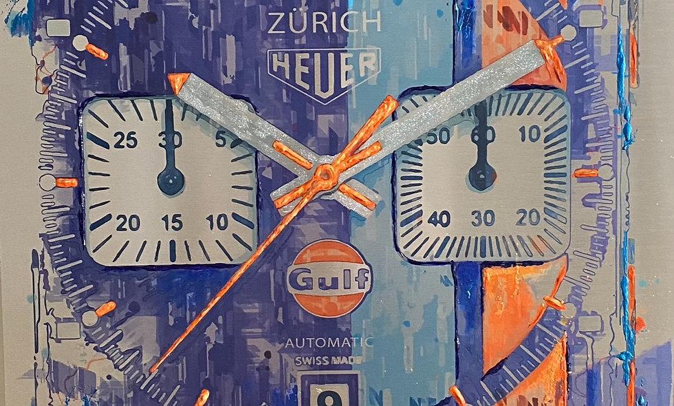 "Porsche917 Gulf ""Rock da Clock"""