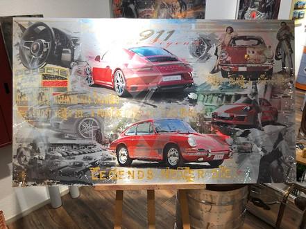 Porsche 911 The Legend
