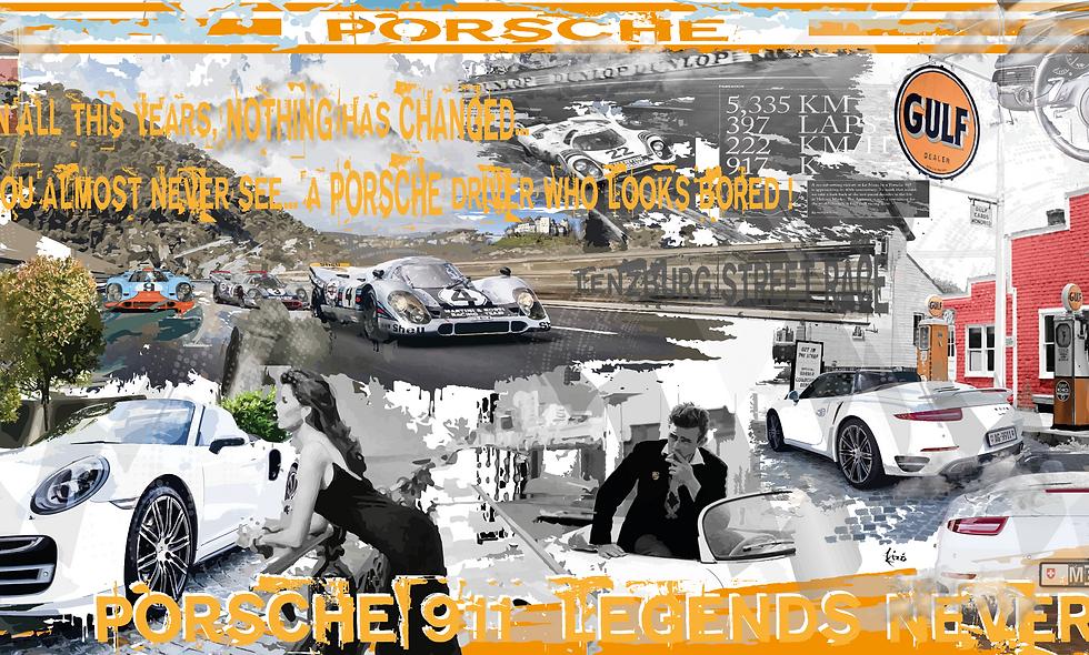 Porsche 911 Street Race