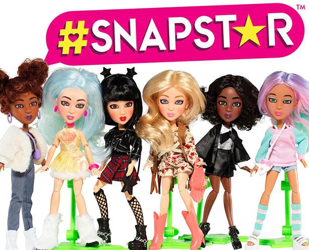 Snapstar Dolls