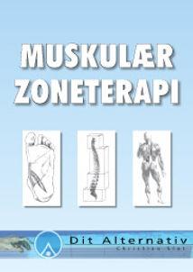 Muskulær zoneterapi forside bog