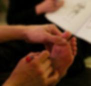 Undervisning i Muskulær Zoneterapi - seminar Muscular Reflexology
