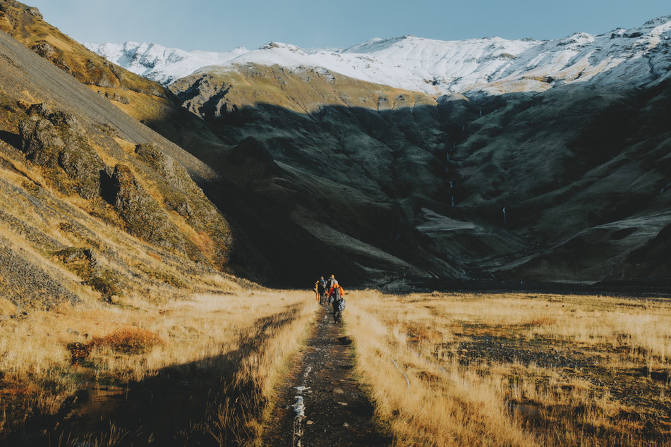 Icelandic Path