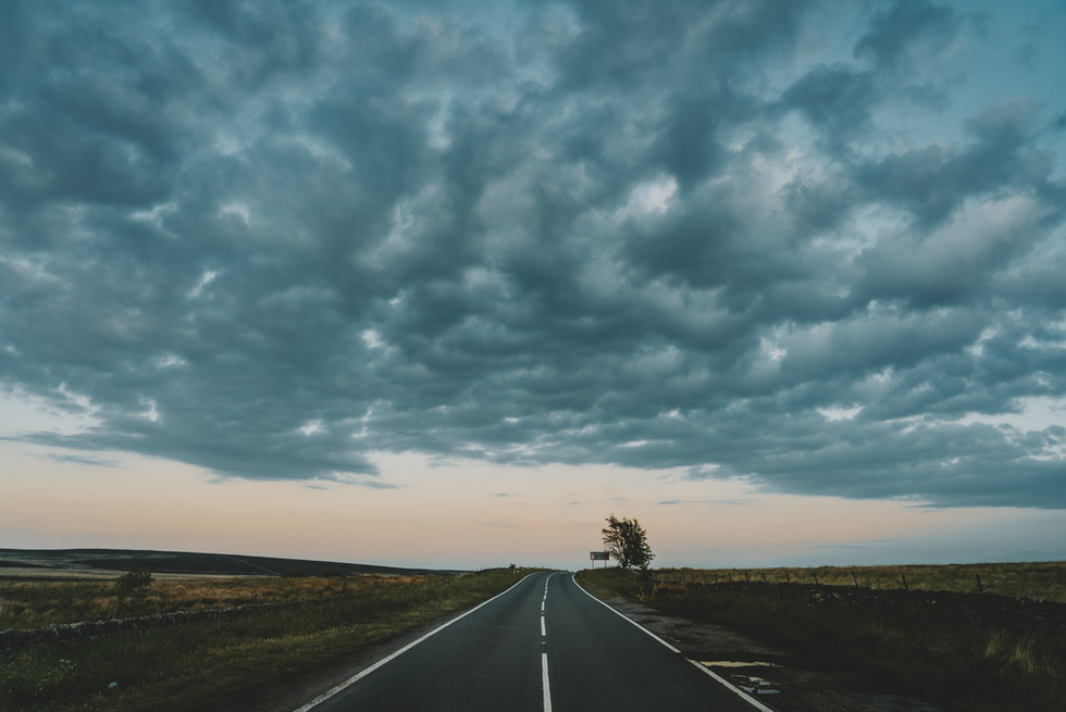 Clouded Road