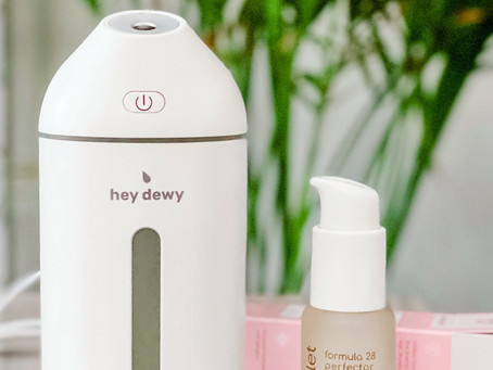 Dry, dehydrated skin got you not looking your best?