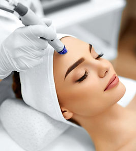 Skincare - beauty - facial