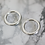 Thumbnail: Silver Wide Hoops (Curated)
