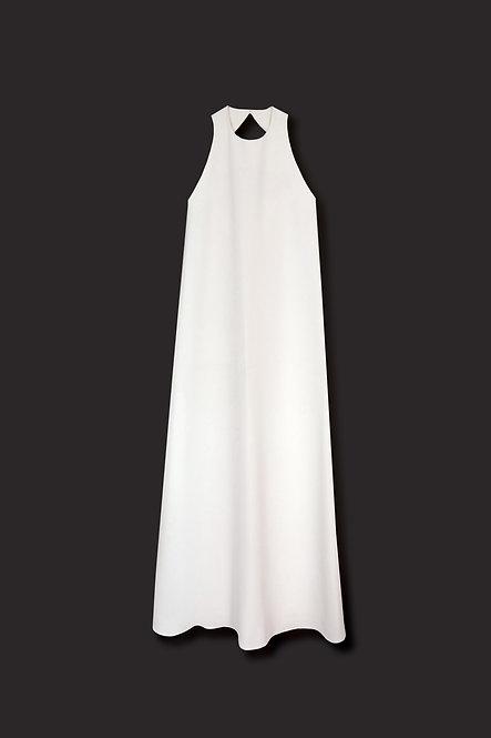 White Cluster Dress