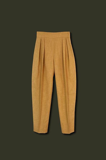 Mustard Opsom Pants