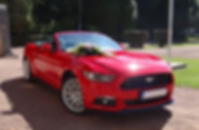Location Ford Mustang GT pour votre mariage