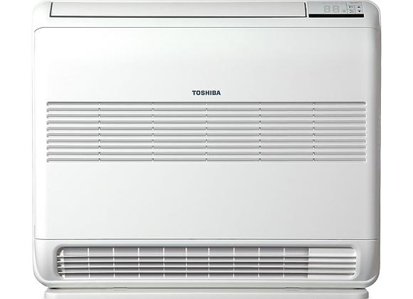 Toshiba RAS-B10UFV Konsol Tipi İnverter Klima 10.000 BTU R410