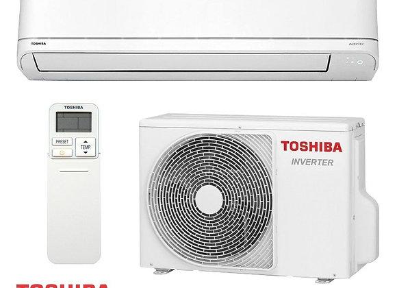 Toshiba Shorai RAS-10PKVSG-TR İnverter Duvar Tipi Split Klima 10.000 BTU (Beyaz)
