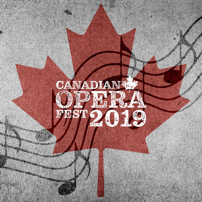Canadian Opera Fest 2019 Free Dress Rehearsal for Students