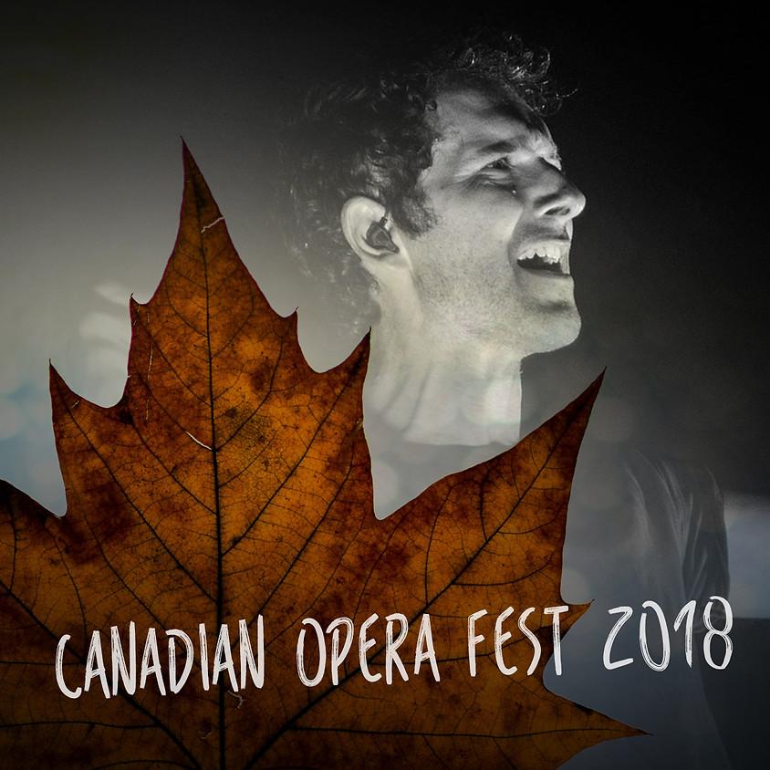 Canadian Opera Fest 2018