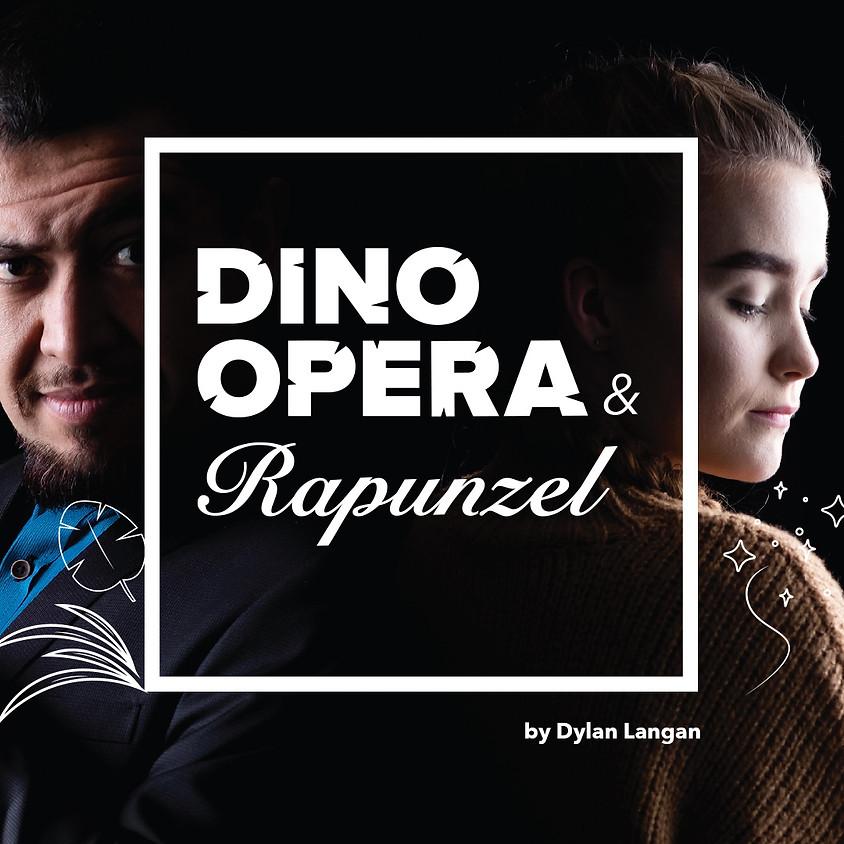 The Dino Opera and Rapunzel (Waterloo, Double Bill) - Langan