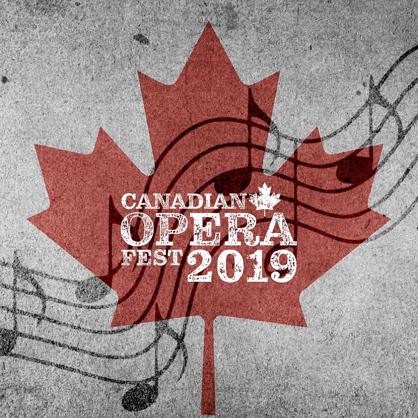 Canadian Opera Fest 2019 Waterloo