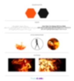 Firewalk Marketing Company Brand Design