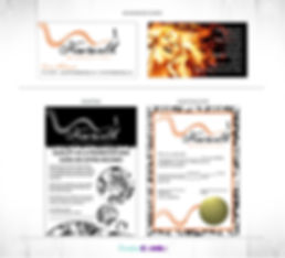 Firewalk Marketing Corporate Identity Design