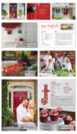 Kellaprince Properties Marketing Material Designs
